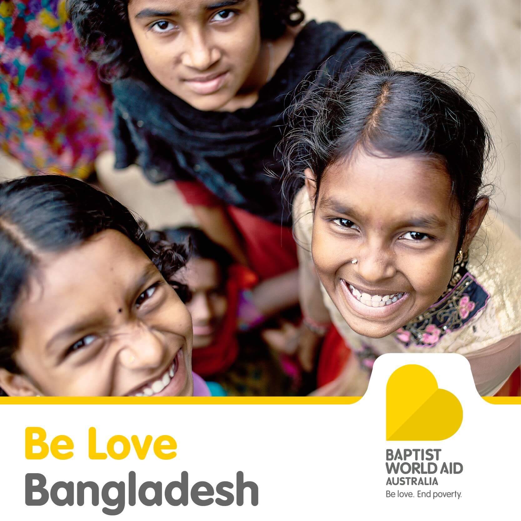 Be Love Bangladesh @ Burwood East Campus